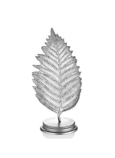 The Mia Yaprak Küçük (Standlı) Gümüş Gümüş